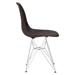 Edgemod Modern Woven Padget Dining Chair , Dining Chairs - Edgemod Furniture, Minimal & Modern - 8