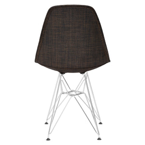 Lanna Furniture Woven Valiza Dining Chair , Dining Chairs - Lanna Furniture, Minimal & Modern - 9
