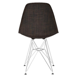 Edgemod Modern Woven Padget Dining Chair , Dining Chairs - Edgemod Furniture, Minimal & Modern - 9