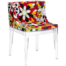 Lanna Furniture Flor Dining Side Chair-Minimal & Modern