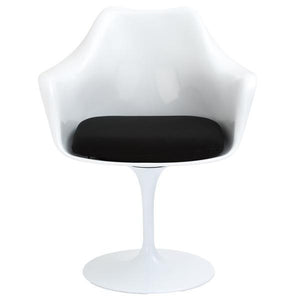Edgemod Modern Daisy Arm Chair , Dining Chairs - Edgemod Furniture, Minimal & Modern - 8