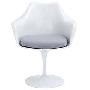 Edgemod Modern Daisy Arm Chair , Dining Chairs - Edgemod Furniture, Minimal & Modern - 12