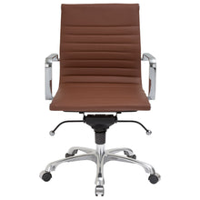 Lanna Furniture Estey Mid Back Office Chair-Minimal & Modern
