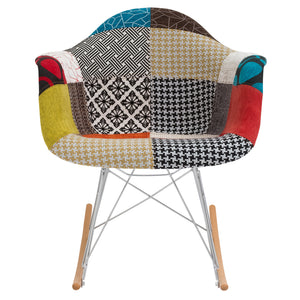 Lanna Furniture Racha Rocker , Chairs - Lanna Furniture, Minimal & Modern - 2