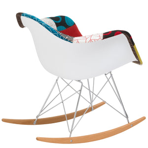 Lanna Furniture Racha Rocker , Chairs - Lanna Furniture, Minimal & Modern - 4