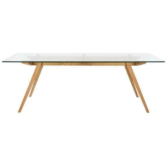 Edgemod Modern Reja Dining Table Natural, Dining Tables - Edgemod Furniture, Minimal & Modern - 1