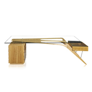 Lanna Furniture Villa Desk , Desks - Lanna Furniture, Minimal & Modern - 2