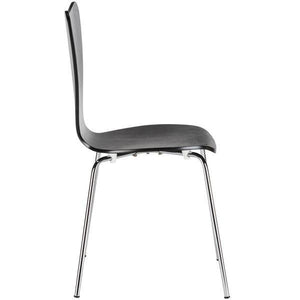 Edgemod Modern Elgin Side Chair (Set of 2)-Minimal & Modern