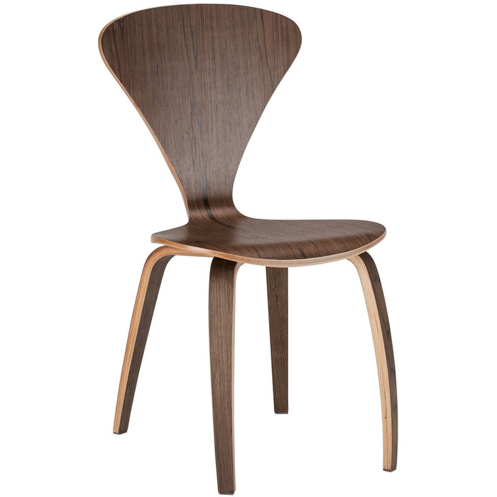 Lanna Furniture Lethem Side Chair-Minimal & Modern