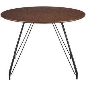Edgemod Modern Waldron Hairpin Dining Table EM-187-WAL-Minimal & Modern