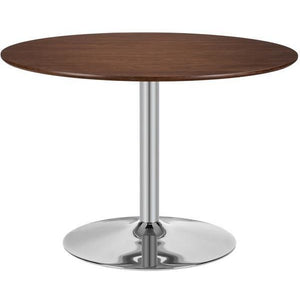 Edgemod Modern Michaela Dining Table EM-188-WAL-Minimal & Modern