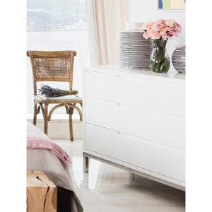 MOE'S HOME COLLECTION NAPLES DRESSER WHITE - ER-1197-18-Minimal & Modern