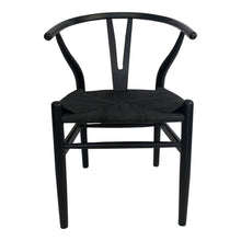 Moe's Home Collection Ventana Dining Chair Black-Set of Two - FG-1015-02 - Moe's Home Collection - Dining Chairs - Minimal And Modern - 1
