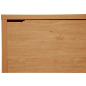 Baxton Studio Simms Maple Modern Shoe Cabinet Baxton Studio--Minimal And Modern - 3