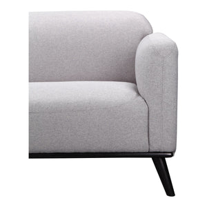 Moe's Home Collection Peppy Sofa Grey - FW-1006-15