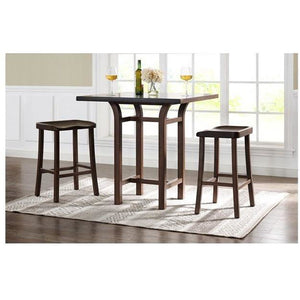 "Greenington Modern Bamboo Tulip 36"" Counter Height Table-Minimal & Modern"