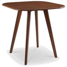 "Greenington Currant Modern Bamboo Counter Height Table 36""-Minimal & Modern"