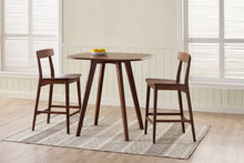 "Greenington Modern Bamboo Currant Counter Height Table 36"" Dining Tables - bamboomod"