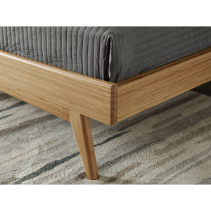 Greenington Azara Modern Solid Bamboo California King Platform Bed-Minimal & Modern