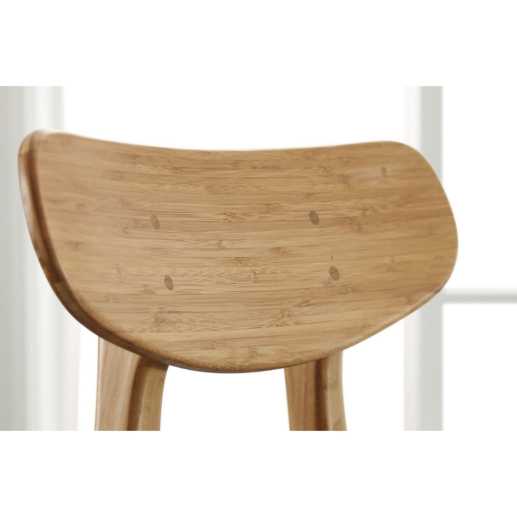 Greenington Cassia Dining Chair With Leather Seat