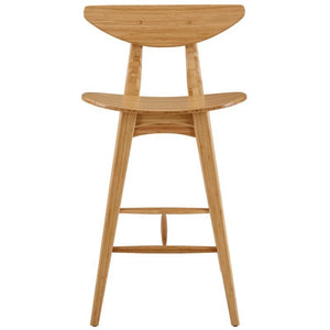 "Greenington Cosmos 26"" Counter Height Stool, Caramelized, (Set of 2)-Minimal & Modern"