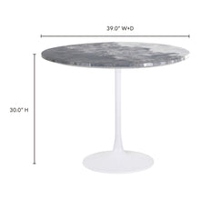 Moe's Home Collection Pierce Round Dining Table - GK-1115-15