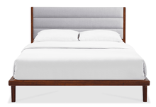 5pc Greenington Mercury Modern Bamboo King Bedroom Set (Includes: 1 King Bed, 2 Nightstands, 2 Chests)-Minimal & Modern