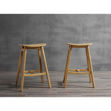 Greenington Modern Bamboo Skol Counter Height Stool (set of 2)-Minimal & Modern