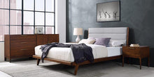 3pc Greenington Mercury Modern Bamboo King Bedroom Set In Exotic (Includes: 1 King Bed & 2 Nightstands)-Minimal & Modern