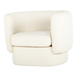 Moe's Home Collection Koba Chair Maya White - JM-1002-18