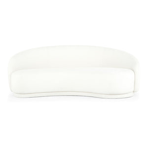 Moe's Home Collection Excelsior Sofa Cream - JM-1009-05 - Moe's Home Collection - Sofas - Minimal And Modern - 1