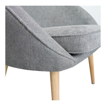Moe's Home Collection Farah Chair Grey - JW-1001-15