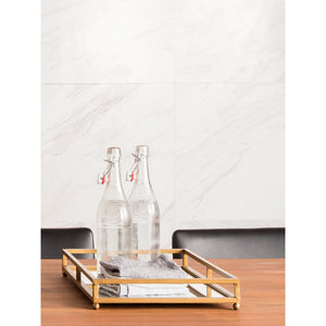 Moe's Home Collection Grid Tray Rectangle Set of Two - MH-1069-32 - Moe's Home Collection - Trays - Minimal And Modern - 1