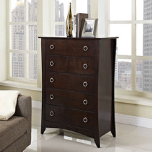 Modway Furniture Modern Elizabeth Wood Chest in Cappuccino MOD-5005-CAP-Minimal & Modern