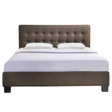 Modway Furniture Modern Caitlin Queen Fabric Bed Frame , Beds - Modway Furniture, Minimal & Modern - 6
