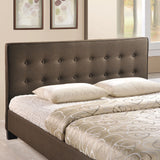 Modway Furniture Modern Caitlin Queen Fabric Bed Frame , Beds - Modway Furniture, Minimal & Modern - 7