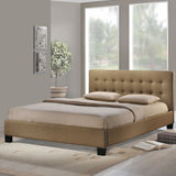 Modway Furniture Modern Caitlin Queen Fabric Bed Frame , Beds - Modway Furniture, Minimal & Modern - 17