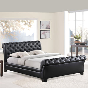 Modway Furniture Modern Kate Queen Vinyl Bed Frame MOD-5039-Minimal & Modern