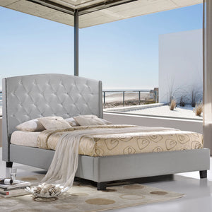 Modway Furniture Modern Lydia Queen Bed Frame MOD-5044-Minimal & Modern