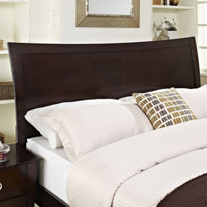 Modway Furniture Modern Elizabeth 2 Piece Queen Bedroom Set MOD-5060-CAP-SET-Minimal & Modern