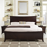 Modway Furniture Modern Elizabeth 3 Piece Queen Bedroom Set , Bedroom Sets - Modway Furniture, Minimal & Modern - 6