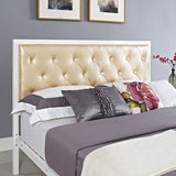 Modway Furniture Modern Mia Full Fabric Bed Frame , Beds - Modway Furniture, Minimal & Modern - 26