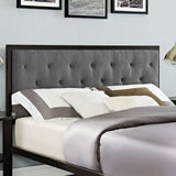 Modway Furniture Modern Mia Queen Fabric Bed Frame , Beds - Modway Furniture, Minimal & Modern - 13