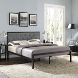 Modway Furniture Modern Mia Queen Fabric Bed Frame , Beds - Modway Furniture, Minimal & Modern - 14