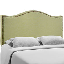 Modway Furniture Modern Curl Queen Nailhead Upholstered Headboard MOD-5206-Minimal & Modern