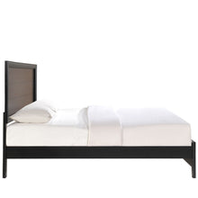 Modway Furniture Modern Madison Queen Walnut Bed Frame MOD-5220-WAL-SET-Minimal & Modern