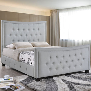 Modway Furniture Modern Claire Queen Bed Frame MOD-5225-Minimal & Modern