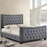 Modway Furniture Modern Claire Queen Bed Frame , Beds - Modway Furniture, Minimal & Modern - 18