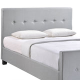 Modway Furniture Modern Abigail Queen Bed Frame , Beds - Modway Furniture, Minimal & Modern - 8