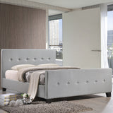 Modway Furniture Modern Abigail Queen Bed Frame , Beds - Modway Furniture, Minimal & Modern - 12